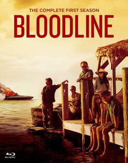 【送料無料】BLOODLINE ブラッドライン シーズン1 ブルーレイ コンプリート BOX(ブルーレイ) [5枚組] [初回出荷限定]【B2016/9/7発売】