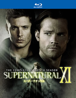 【送料無料】SUPERNATURAL XI スーパーナチュラル イレブン・シーズン コンプリート・ボックス(ブルーレイ)[4枚組]【B2016/9/16発売】