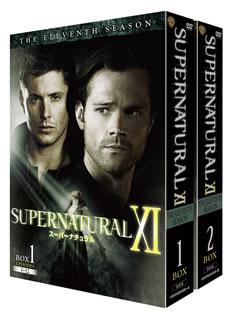 【送料無料】SUPERNATURAL XI スーパーナチュラル イレブン・シーズン コンプリート・ボックス[DVD][12枚組]【D2016/9/16発売】