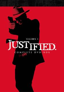 【送料無料】JUSTIFIED 俺の正義 シーズン1 コンプリート DVD-BOX[DVD][3枚組]【D2016/10/4発売】