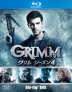 【送料無料】GRIMM グリム シーズン4 Blu-ray BOX(ブルーレイ)[5枚組]【B2016/12/7発売】