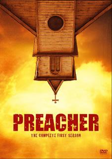 【送料無料】PREACHER プリーチャー シーズン1 DVD コンプリートBOX[DVD][4枚組][初回出荷限定]【D2016/10/12発売】