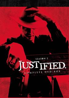 【送料無料】JUSTIFIED 俺の正義 シーズン2 コンプリート DVD-BOX[DVD][3枚組]【D2016/11/2発売】