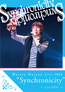 【送料無料】羽多野渉 / Wataru Hatano Live2016