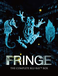 【送料無料】FRINGE / フリンジ シーズン1-5 ブルーレイ全巻セット(ブルーレイ)[22枚組]【B2016/11/23発売】