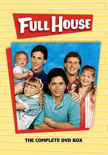 【送料無料】フルハウス シーズン1-8 DVD全巻セット[DVD][32枚組]【D2016/11/23発売】