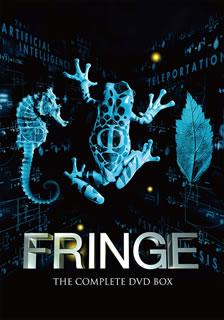 【送料無料】FRINGE / フリンジ シーズン1-5 DVD全巻セット[DVD][50枚組]【D2016/11/23発売】