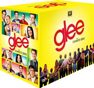 【送料無料】glee グリー コンプリートDVD-BOX[DVD][61枚組]【D2016/12/2発売】