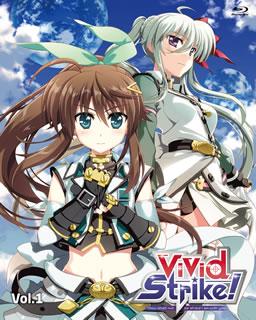 【送料無料】ViVid Strike! Vol.1(ブルーレイ)【B2016/12/21発売】