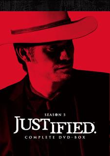 【送料無料】JUSTIFIED 俺の正義 シーズン5 コンプリート DVD-BOX[DVD][3枚組] 【D2017/2/2発売】