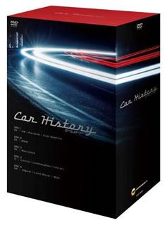 【送料無料】Car History BOX[DVD][5枚組]【D2017/2/24発売】