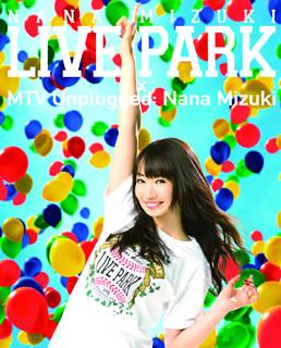 【送料無料】水樹奈々 / NANA MIZUKI LIVE PARK and more(仮)〈3枚組〉(ブルーレイ)[3枚組]【BM2017/3/8発売】