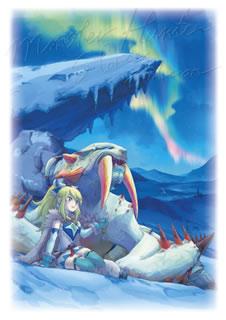 【送料無料】モンスターハンター ストーリーズ RIDE ON Blu-ray BOX Vol.2(ブルーレイ)[3枚組]【B2017/6/21発売】