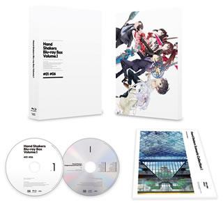 【送料無料】ハンドシェイカー Blu-ray BOX 上巻(ブルーレイ)【B2017/3/24発売】