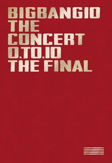 【送料無料】BIGBANG / BIGBANG10 THE CONCERT:0.TO.10-THE FINAL- DELUXE EDITION〈初回生産限定・3枚組〉(ブルーレイ)[3枚組][初回出荷限定]【BM2017/3/22発売】