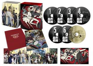 【送料無料】血界戦線 Blu-ray BOX(ブルーレイ)[6枚組]【B2017/6/21発売】