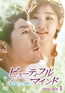 【送料無料】ビューティフル・マインド~愛が起こした奇跡~ DVD-SET1[DVD][4枚組]【D2017/5/2発売】