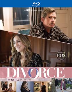 【送料無料】DIVORCE ディボース ファースト・シーズン コンプリート・ボックス(ブルーレイ)[2枚組]【B2017/5/3発売】