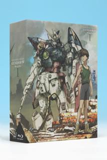 【送料無料】新機動戦記ガンダムW Blu-ray Box I(ブルーレイ)[4枚組][初回出荷限定]【B2017/6/23発売】