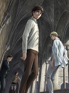【送料無料】進撃の巨人 Season2 Vol.2(ブルーレイ)[2枚組]【B2017/8/18発売】