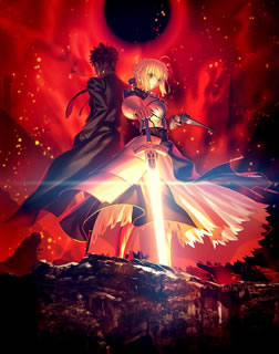 【送料無料】Fate / Zero Blu-ray Disc Box Standard Edition(ブルーレイ)[4枚組]【B2017/9/20発売】