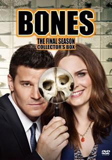 【送料無料】BONES-骨は語る- ファイナル・シーズン DVDコレクターズBOX[DVD][7枚組]【D2017/7/14発売】
