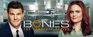 【送料無料】BONES-骨は語る- コンプリートDVD-BOX[DVD][115枚組]【D2017/7/14発売】