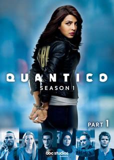 【送料無料】クワンティコ FBIアカデミーの真実 シーズン1 コレクターズBOX Part1[DVD][6枚組]【D2017/10/4発売】