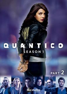 【送料無料】クワンティコ FBIアカデミーの真実 シーズン1 コレクターズBOX Part2[DVD][5枚組]【D2017/10/18発売】