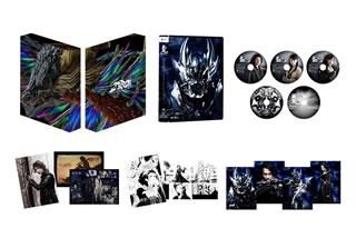 【送料無料】絶狼<ZERO>-DRAGON BLOOD- DVD-BOX[DVD][4枚組]【D2017/7/5発売】
