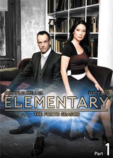 【送料無料】エレメンタリー ホームズ&ワトソン in NY シーズン4 DVD-BOX Part1[DVD][6枚組]【D2017/7/5発売】