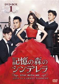 【送料無料】記憶の森のシンデレラ~STAY WITH ME~ DVD-BOX1[DVD][6枚組]【D2017/9/20発売】