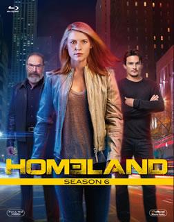 【送料無料】HOMELAND / ホームランド シーズン6 ブルーレイBOX(ブルーレイ)[3枚組]【B2017/9/15発売】