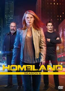 【送料無料】HOMELAND / ホームランド シーズン6 DVDコレクターズBOX[DVD][6枚組]【D2017/9/15発売】