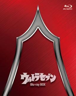【送料無料】ウルトラセブン Blu-ray BOX Standard Edition(ブルーレイ)[8枚組]【B2017/10/27発売】