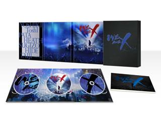 【送料無料】WE ARE X スペシャル・エディション(ブルーレイ)[3枚組]【BM2017/10/11発売】