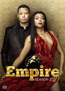 【送料無料】Empire エンパイア 成功の代償 シーズン3 DVDコレクターズBOX[DVD][10枚組]【D2017/11/3発売】