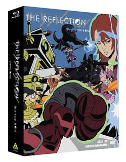 【送料無料】THE REFLECTION WAVE ONE Blu-ray BOX(ブルーレイ)[3枚組][初回出荷限定]【B2018/2/23発売】
