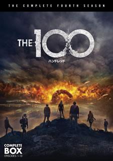 【送料無料】THE 100 / ハンドレッド フォース・シーズン コンプリート・ボックス[DVD][3枚組]【D2017/10/18発売】