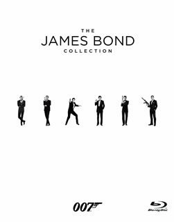 【送料無料】007 ブルーレイコレクション(ブルーレイ)[24枚組]【B2017/11/22発売】