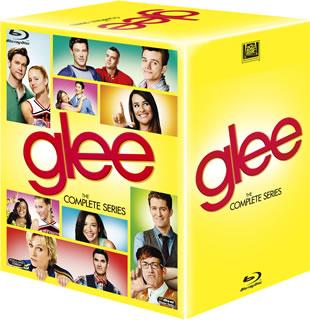 【送料無料】glee グリー コンプリートブルーレイBOX(ブルーレイ)[25枚組]【B2017/12/2発売】