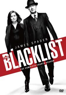 【送料無料】ブラックリスト シーズン4 コンプリートBOX[DVD][5枚組][初回出荷限定]【D2017/12/6発売】