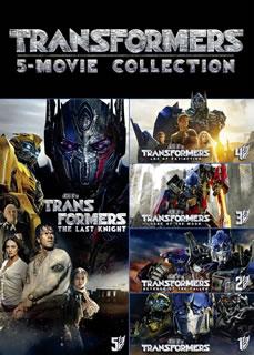 【送料無料】トランスフォーマー シリーズパック[DVD][6枚組][初回出荷限定]【D2017/12/13発売】