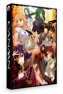 【送料無料】CANAAN Blu-rayコンパクト・コレクション(ブルーレイ)[2枚組]【B2017/12/20発売】