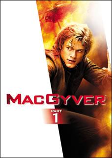 【国内盤DVD】マクガイバー DVD-BOX PART1[6枚組]【D2018/1/11発売】