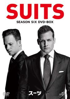 【送料無料】SUITS / スーツ シーズン6 DVD-BOX[DVD][4枚組]【D2018/2/7発売】