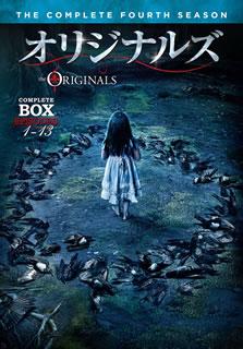 【送料無料】オリジナルズ フォース・シーズン コンプリート・ボックス[DVD][3枚組]【D2018/2/7発売】