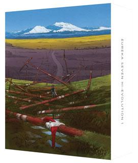 【送料無料】交響詩篇エウレカセブン ハイエボリューション 1(ブルーレイ)[2枚組][初回出荷限定]【B2018/2/23発売】