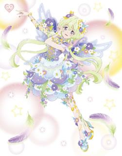 【送料無料】アイカツスターズ!星のツバサシリーズ Blu-ray BOX3(ブルーレイ)[2枚組]【B2018/4/3発売】