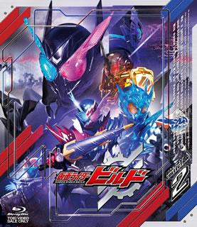 【送料無料】仮面ライダービルド Blu-ray COLLECTION 2(ブルーレイ)[2枚組]【B2018/6/13発売】